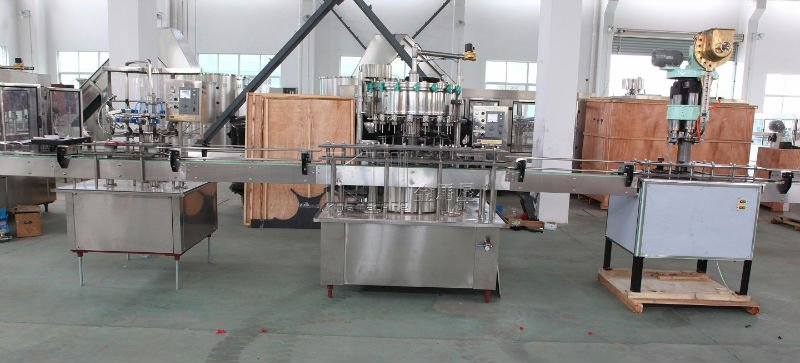 Automatic Sachet Bag Drinking Liner Type Small Water Filling Machine