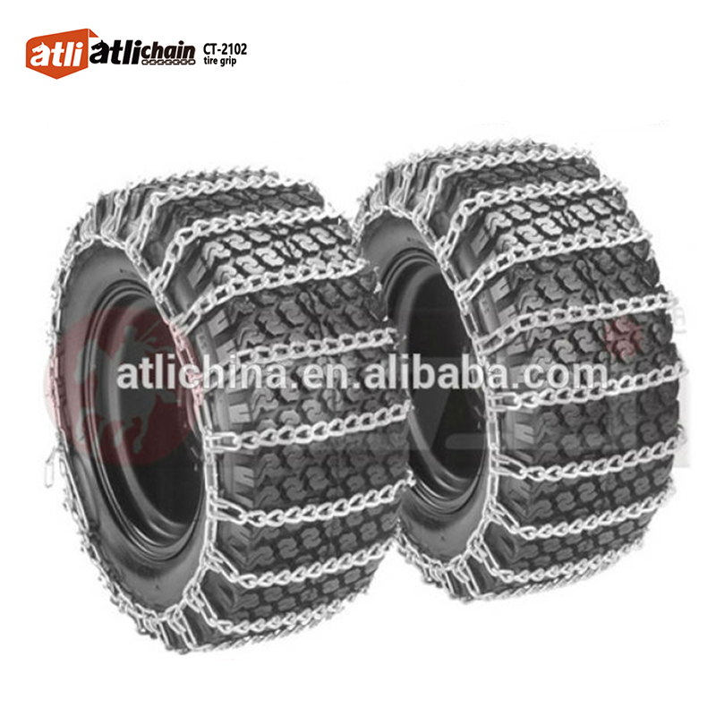 Quick Mounting Link Tire Chains Garden Tractor Tire Chain L2 For