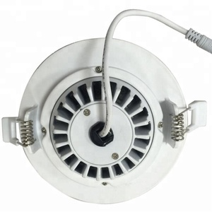 Hot commercial led downlight led recessed orientable 3 or 4 inch recessed rotatable downlight 8w 12W