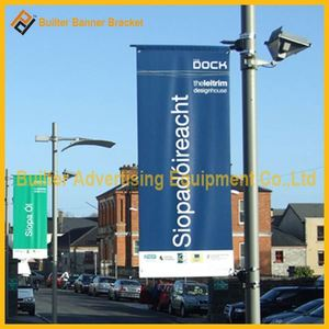 lamppost banner bracket producer