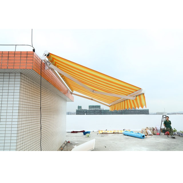 Aluminum Retractable Folding Awnings For Sale - Buy ...