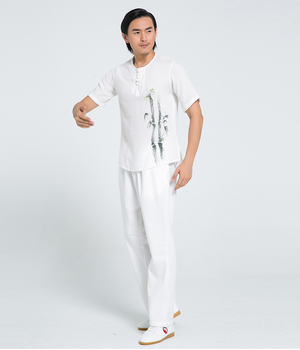 Chinese Traditionele Kung Fu shaolin Uniform Tai Chi kleding Trainingspak wushu uniformen