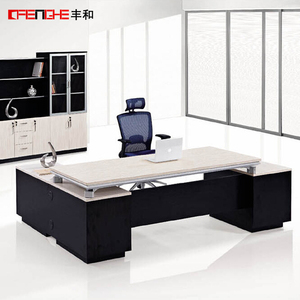 Executive luxury office furniture manager table for sale