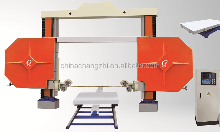 Diamond Wire Saw Stone Cutting Machine Cnc - Buy Stone Beads Machine ...