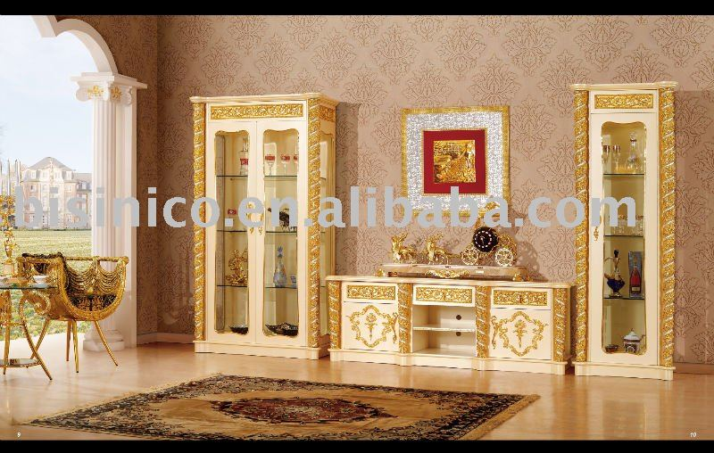 neues element antique wohnzimmer m bel set tv st nder. Black Bedroom Furniture Sets. Home Design Ideas