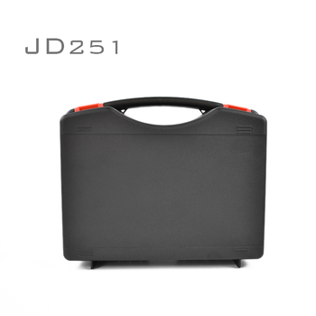 Jd Small Plastic Tool Box For Garden Storage With Foam