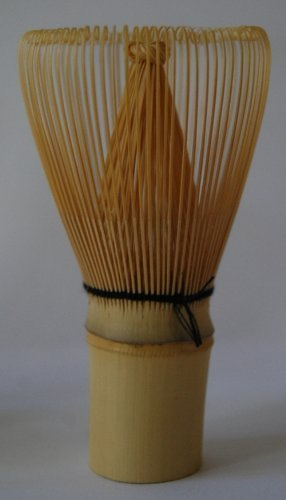 Japanese Tea Ceremony Chasen Bamboo Whisk 120-tate by JapanBargain