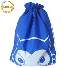 Hot sale plastic EVA waterproof drawstring bag for swimming
