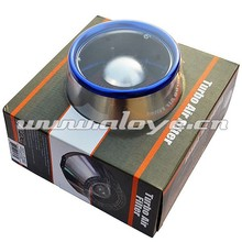 Universal Racing Car Turbo Air Filter With Heat Shield