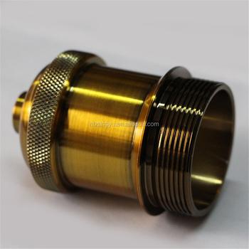 Retro Screw Edison Light Bulb Holder Pendant Lamp Socket For Diy