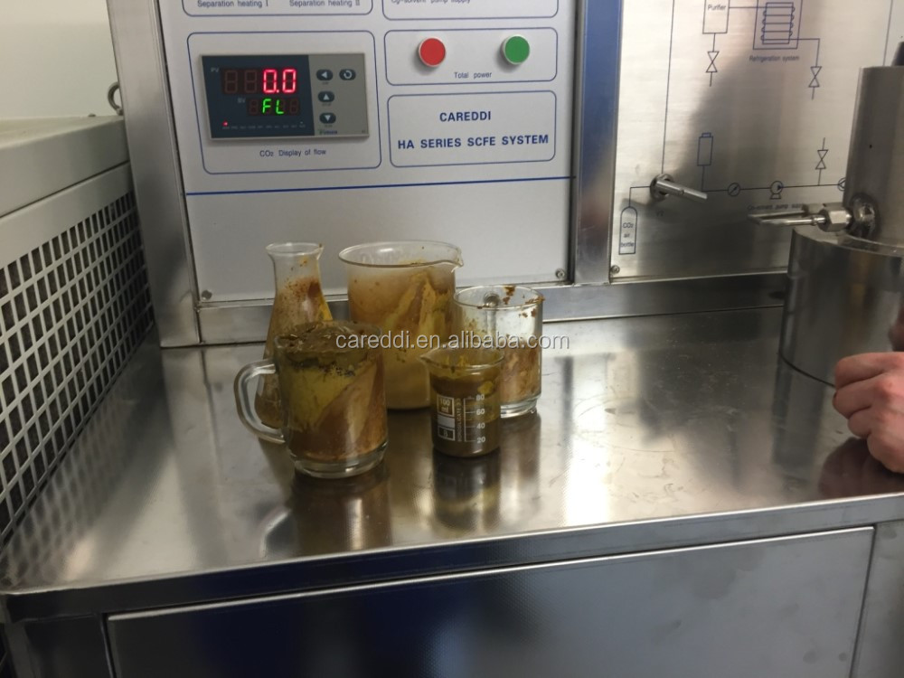 2016 newest generation supercritical co2 fluid extracting device