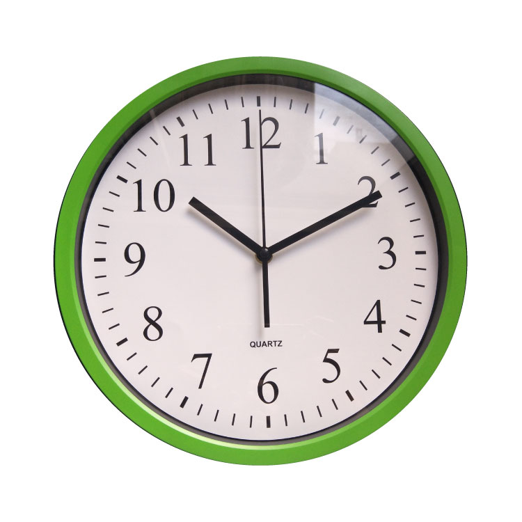 China 12inches Home Office Cheap Gift Promotional Wall Clock