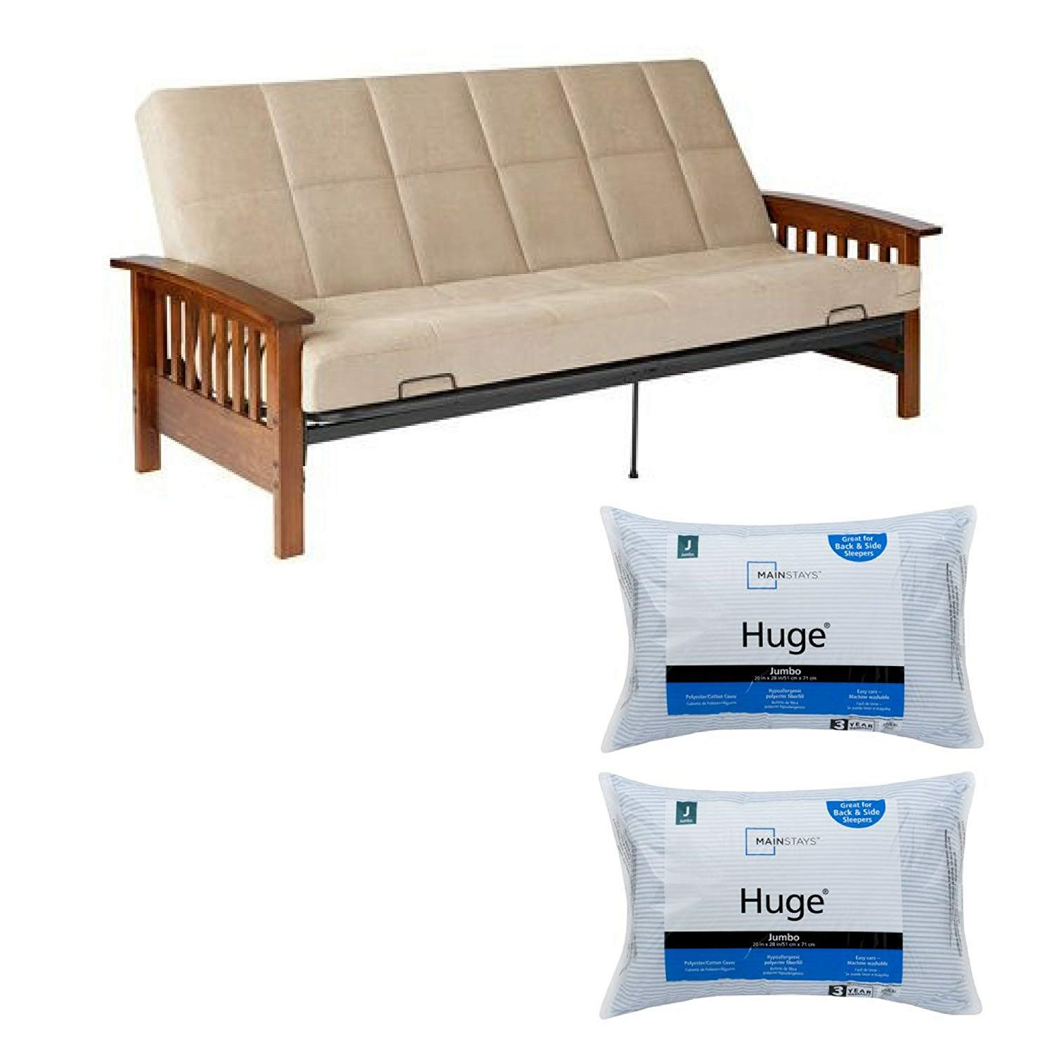 Cheap Wood Arm Futon Find Wood Arm Futon Deals On Line At