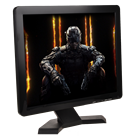 DC 12V Input 15 Inch LED LCD Computer TV Monitor Manufacturer China