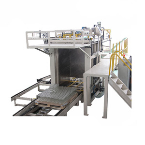 Jar Can Palletizer / Depalletizer Machine
