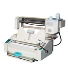 A3, A4 Size Automatic Hot Melt Glue Perfect Binder Book Binding Machine with Best Price