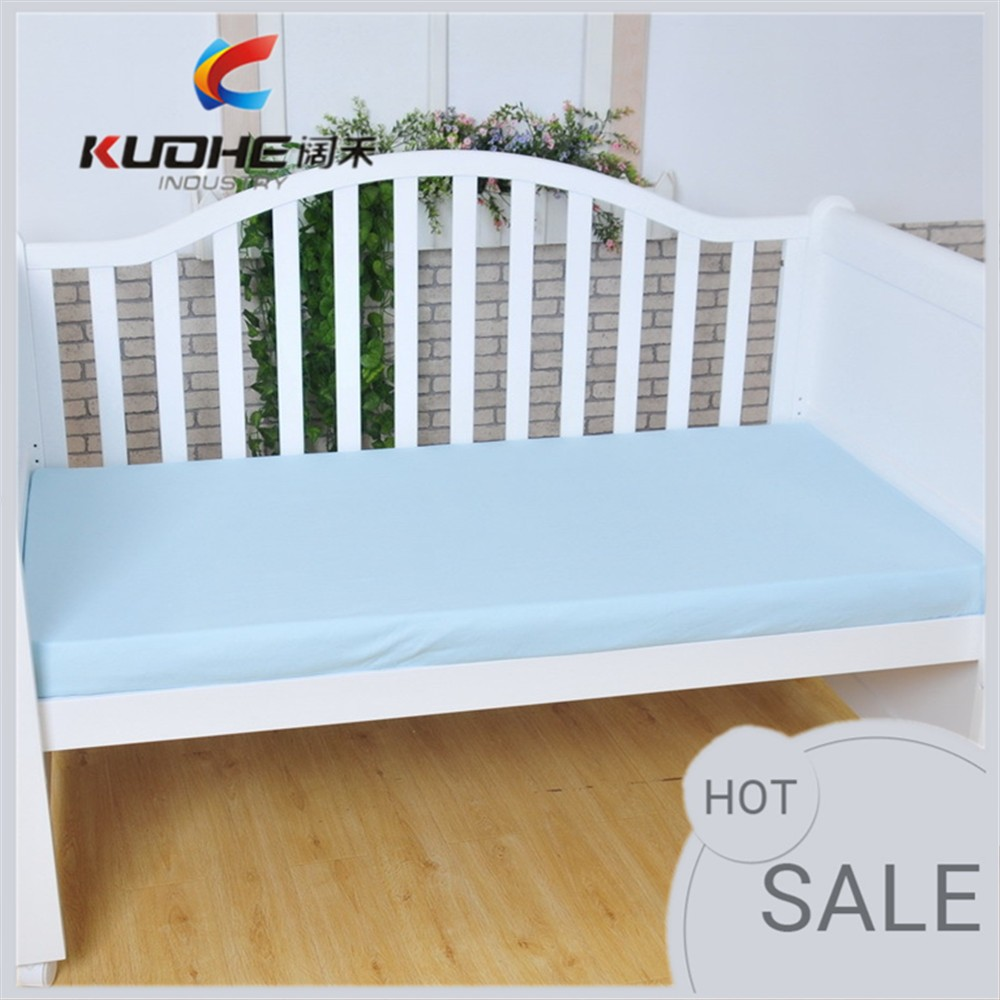 OEM manufacture China custom baby bedding crib fitted <strong>sheet</strong>