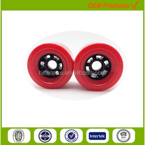 customized color professional skatebord cruiser board replacement wheels