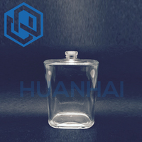 60 ml Post Card Small Perfume Glass Bottle Oliver Oil Glass Bottle Wholesale