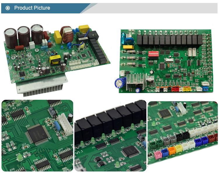Oem Heat Pump Air Conditioner Inverter Controls Pcb