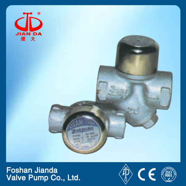 982 cast steel or forged steel rf/bw/npt/sw ball floating steam trap manufacturer for wholesales