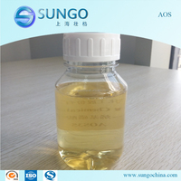 Detergent Chemical AOS / Sodium Alpha-Olefin Sulfonate 35% & 92%