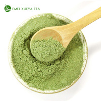 Private label instant organic diet matcha green tea powder