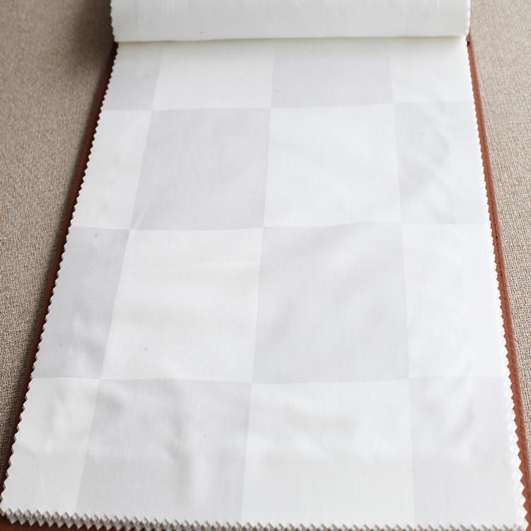 100% хлопок Добби GREIGE ткани для простыней hotel