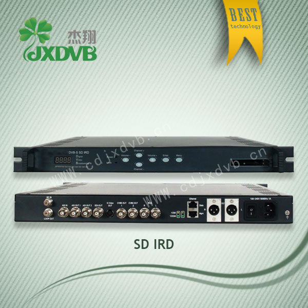 Satellite receiver with CI slot (support conax, irdeto,viaccess CAM.)