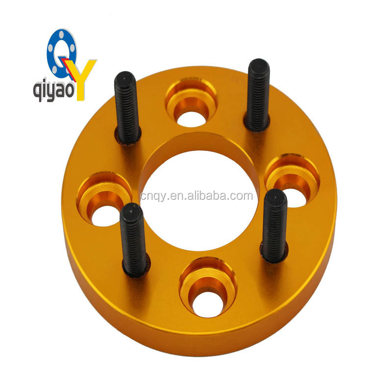 Auto Parts Forged Aluminum alloy Anodized wheel 4x114.3 car wheel spacer