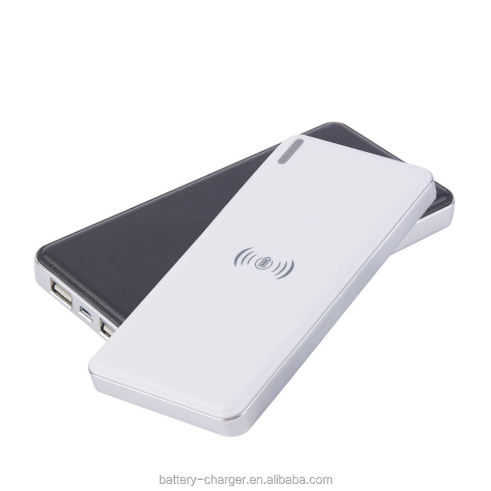 OEM wireless charger 10000mah power bank ,mobile power supply,portable battery charger