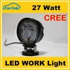 MOST BRIGHT!!Spot new 27w car led tuning light/led work light