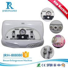 Hot open electric vibrating breast sucking breast enlargement machine breast nipple massger personal care therapy machine