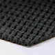 Good quality 6mm-11mm small waffle carpet sponge rubber underlay