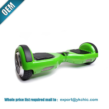 "6.5"" inch smart bluetooth scooter hoverboard"