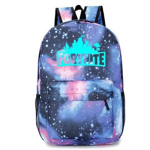 2018 Newest design fashion Colorful Luminous Super Hot Game Travel Fortnite Backpack