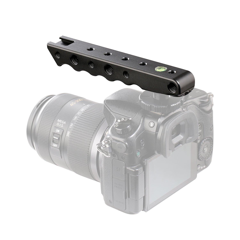 Pro Video Stabilizing Handle Grip for Fujifilm FinePix XP70 Vertical Shoe Mount Stabilizer Handle