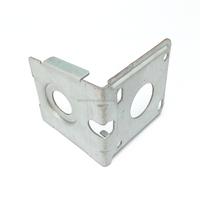 Factory Custom Aluminum Sheet Metal Forming Stamping Parts (SSP0810)