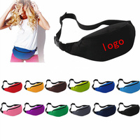 custom logo sports running bags cheap travel waist bags fanny pack