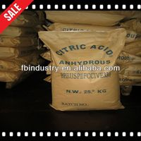 Halal and Kosher Approved citric acid powder tesco 5% Discount Now