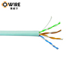 Copper 24Awg 0.5Mm Cabo De Rede Cat5 Cat 5E 8 Pair Utp Cat5E Cable