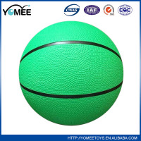 wholesale from china rubber basketball