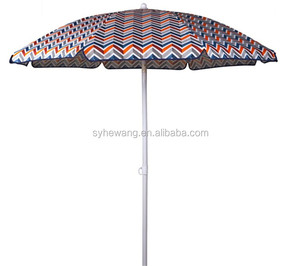 Tilting White Low Cost Umbrella Shade Cloth Large