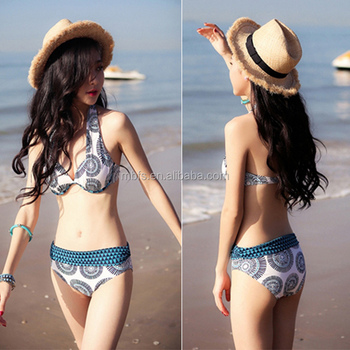 2015 Hot Korean Teen Girl Bikini