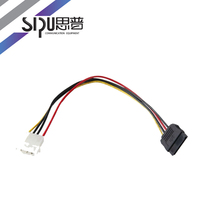 SIPU factory price ide to sata power converter cable
