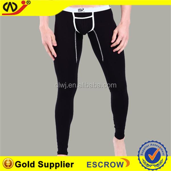 Long Johns Hospitable Wholesale Mens Thermo Underwear Fashion Men Thermal Long Johns Loose Mens Thermal Underwear Plus Size Warm Male Leggings Pants