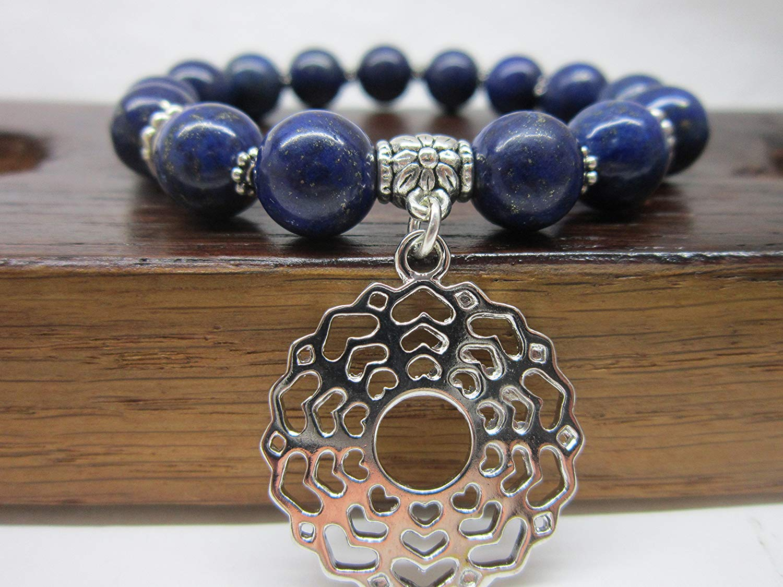 Sahasrara Chakra Bracelet Crown Chakra Bracelet 7th Chakra Crown Chakra Meditation Yoga Healing Bracelet Sahasrara Yoga Bracelet Chakra Yoga Crown Chakra Gemstone Bracelet 7th Chakra Bracelet