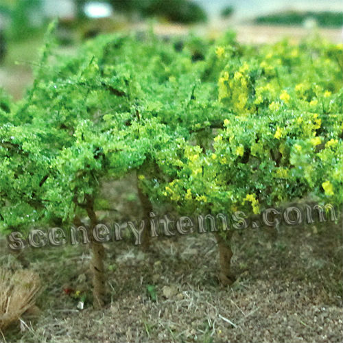 Grape Vines Architectural Miniature Tree Train Layout Railroad Layout High Quality Scenery Trees Vegetable Plant