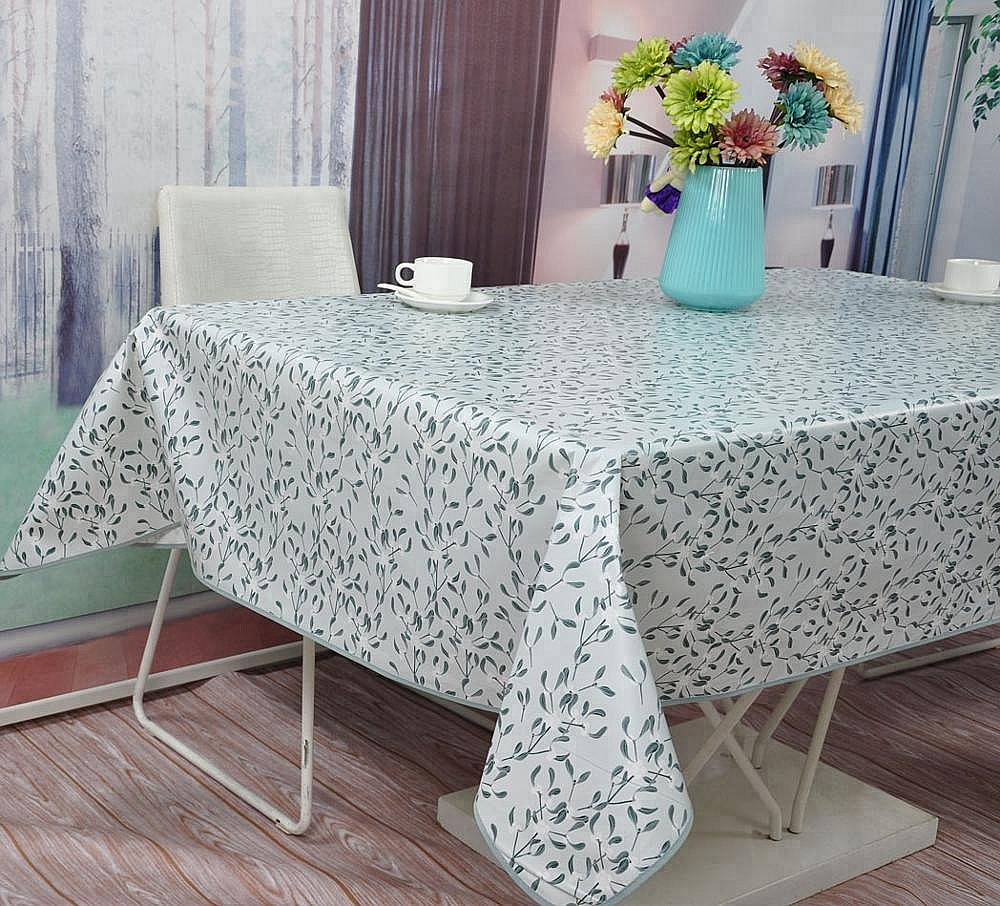 Wholesale Cheap Waterproof Oilproof Printing Disposable Plastic Tablecloth