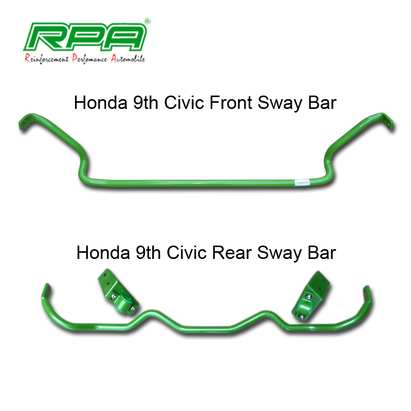 RPA Sway bar for 9th Civic FB Stabilizer bar